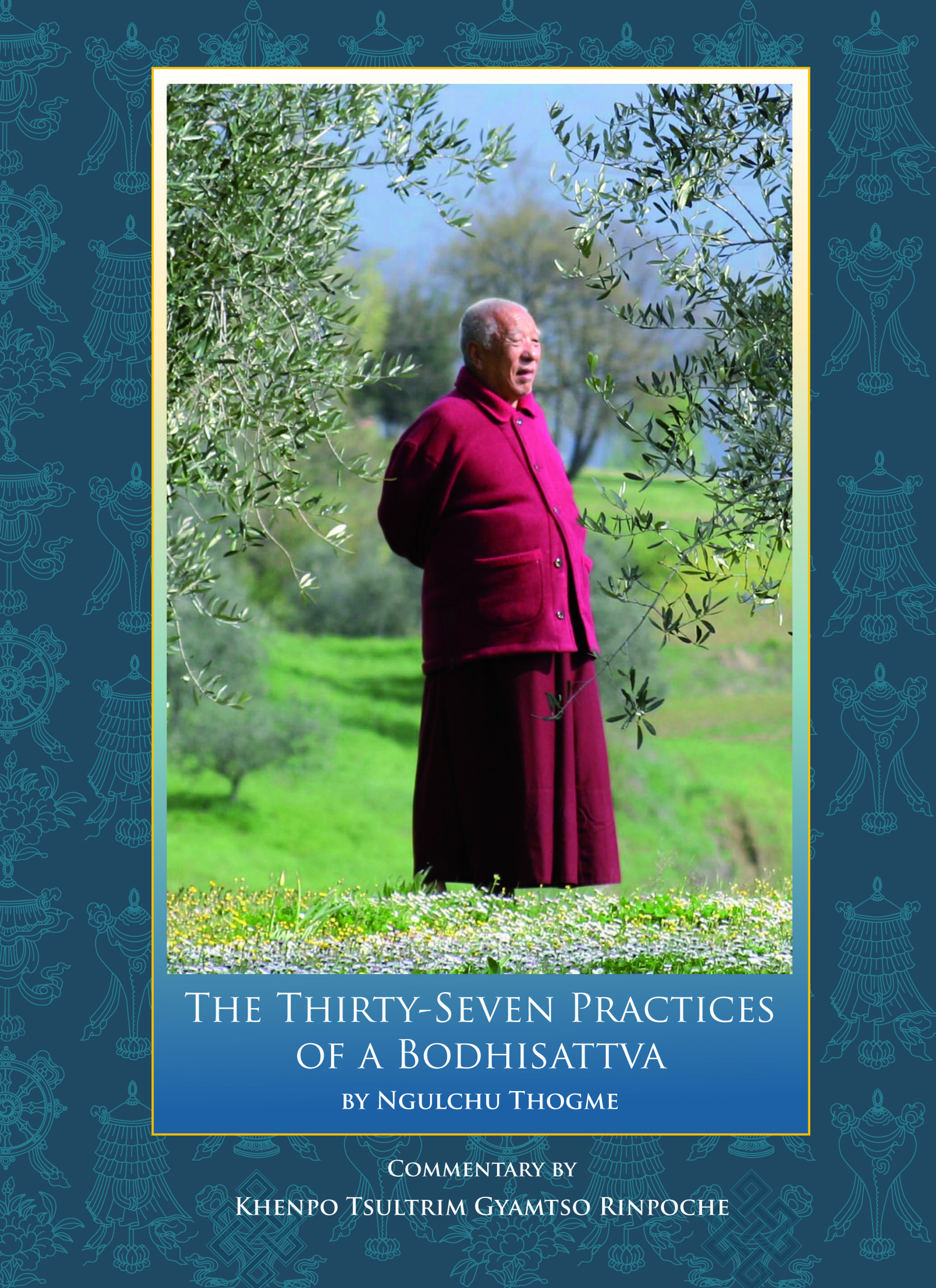 "Featured image for ""The Thirty-Seven Practices of a Bodhisattva"""