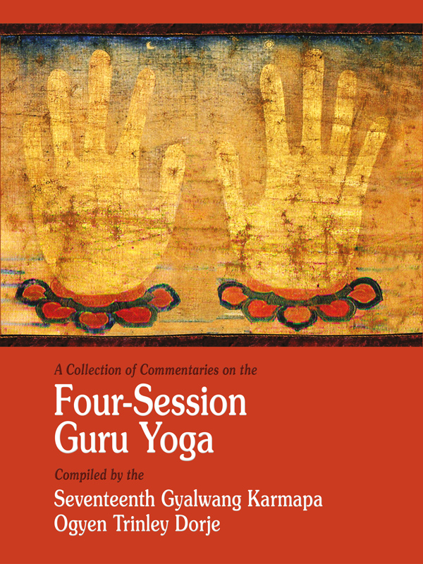 "Featured image for ""A Collection of Commentaries on the Four-Session Guru Yoga"""