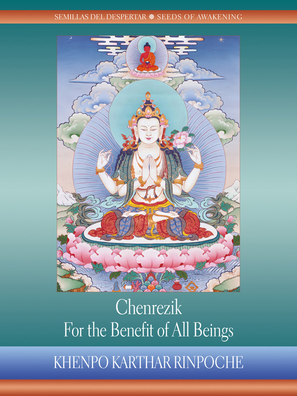 Chenrezik: For the Benefit of All Beings
