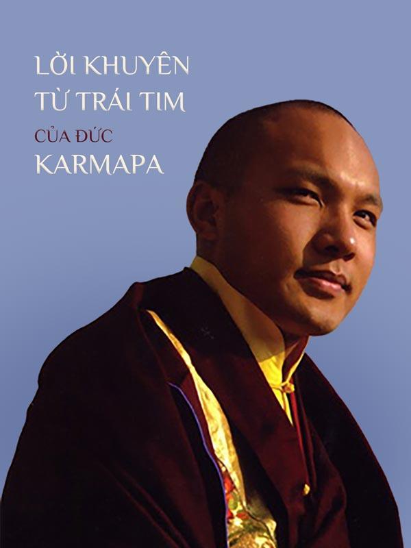 Lời khuyên từ trái tim của Đức Karmapa