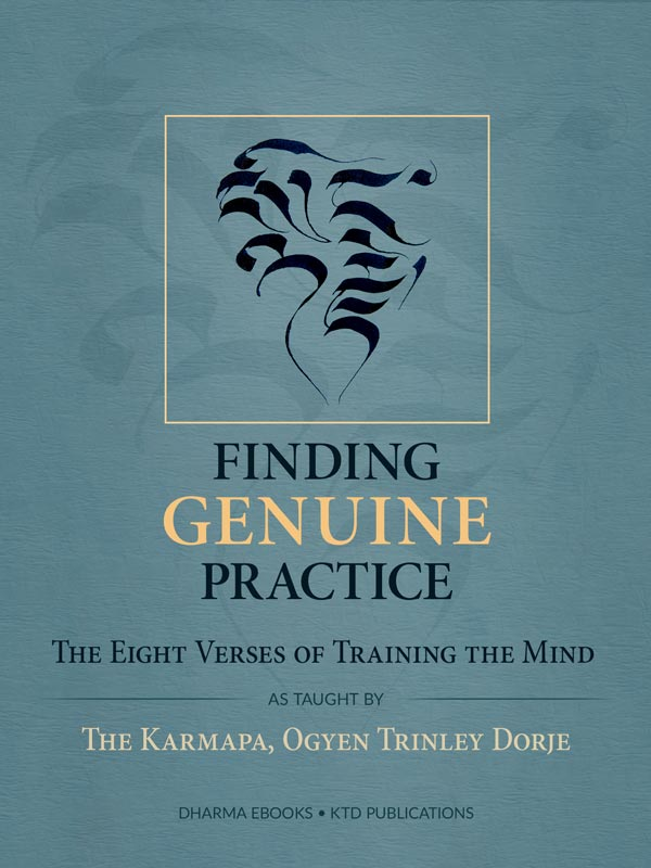 "Featured image for ""Finding Genuine Practice"""