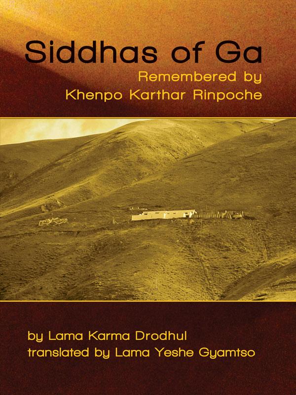 Siddhas of Ga