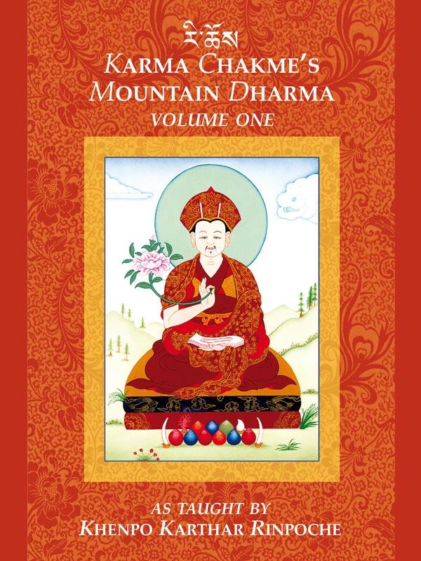 "Featured image for ""Karma Chakme's Mountain Dharma: Volume 1"""